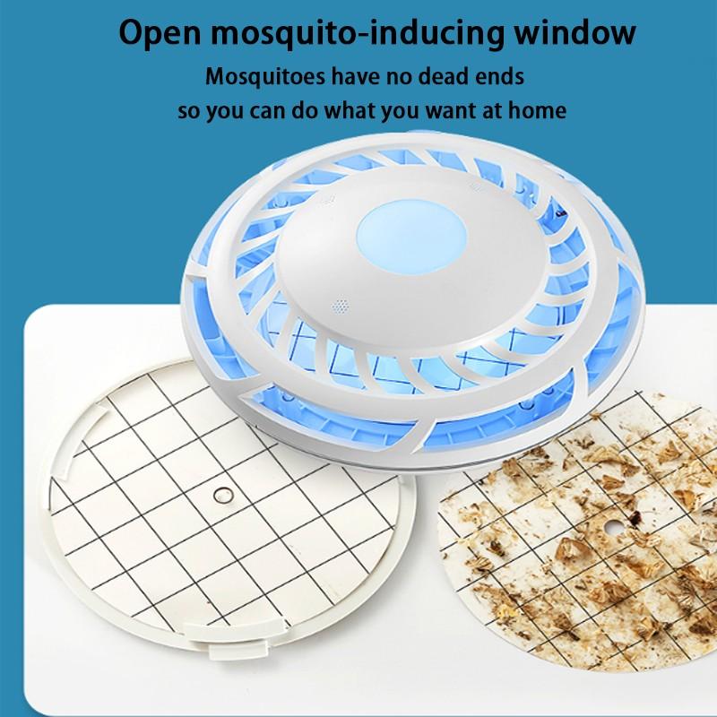 모기 퇴치기 UV 소독기 해충 퇴치기