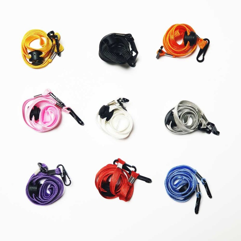 (파격할인)개별포장/색상다양/바로배송 마스크 목걸이 스트랩 분실방지 귀통증방지 줄 스토퍼(재고있음)