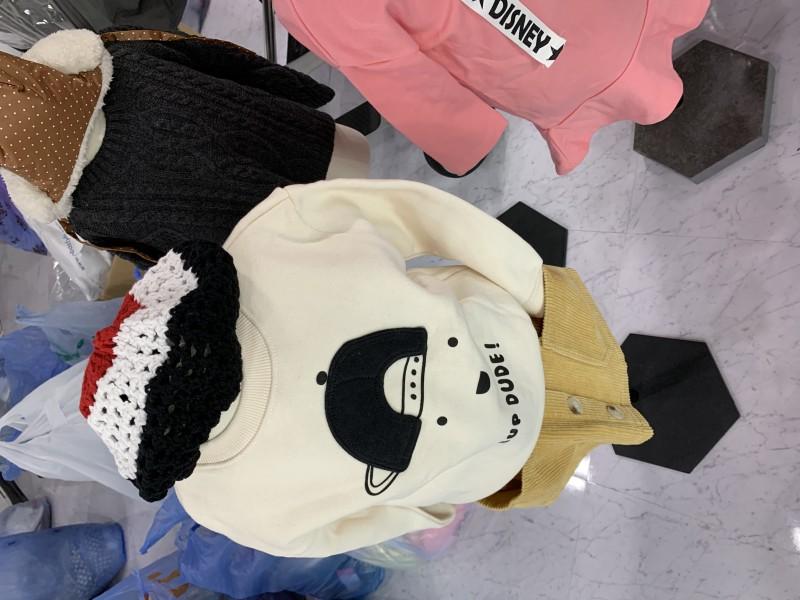 아동겨울 모자 옷땡처리