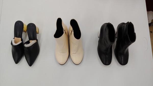 여성 신발 모음 입니다 //1500원