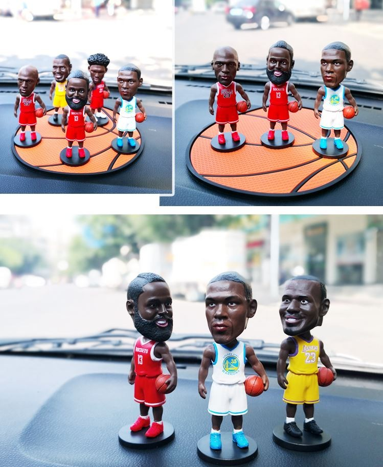 NBA 프로선수 차량용 악세사리