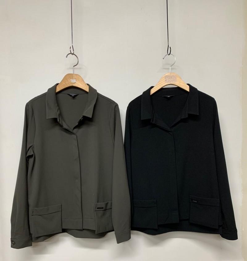 [제노] z720 자켓 겸 블라우스 1500원