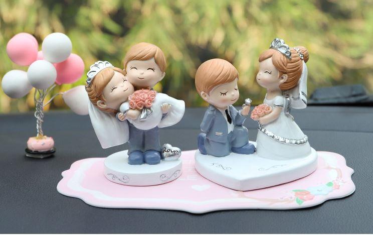 신혼부부 악세사리