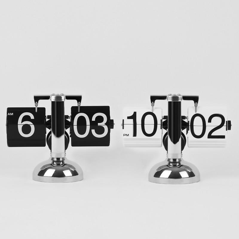 아날로그 플립시계 탁상시계 인테리어시계