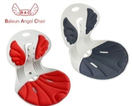 할인 자세교정의자 좌식의자 등받이의자 허리교정 척추 쿠션의자