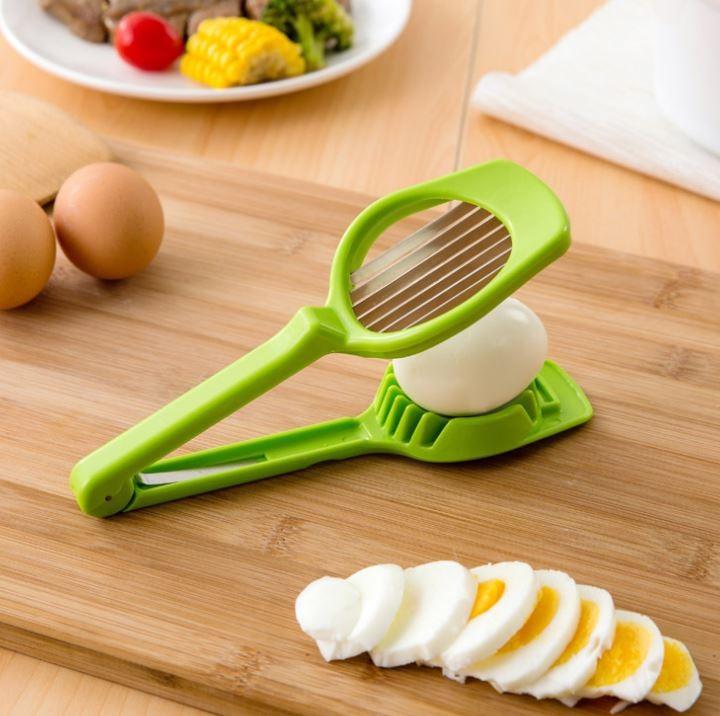 계란 버섯 단편 썰기 도구
