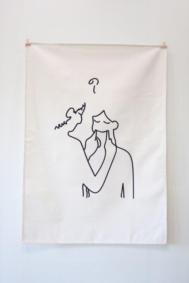 행잉포스터 / 패브릭 포스터 / 테피스트리