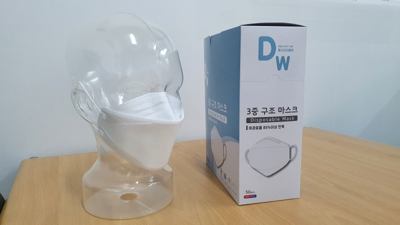 3D입체마스크(공산품)