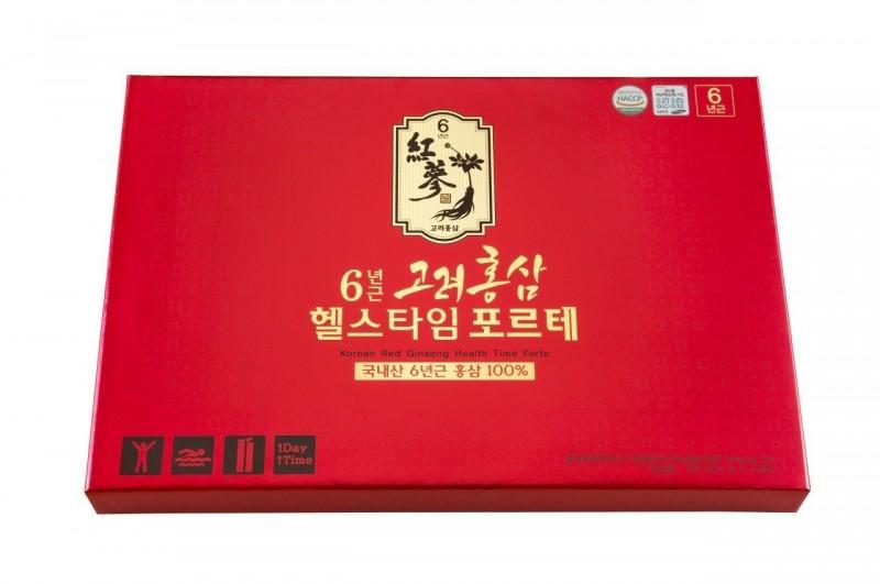 6년근 고려홍삼 헬스타임 포르테
