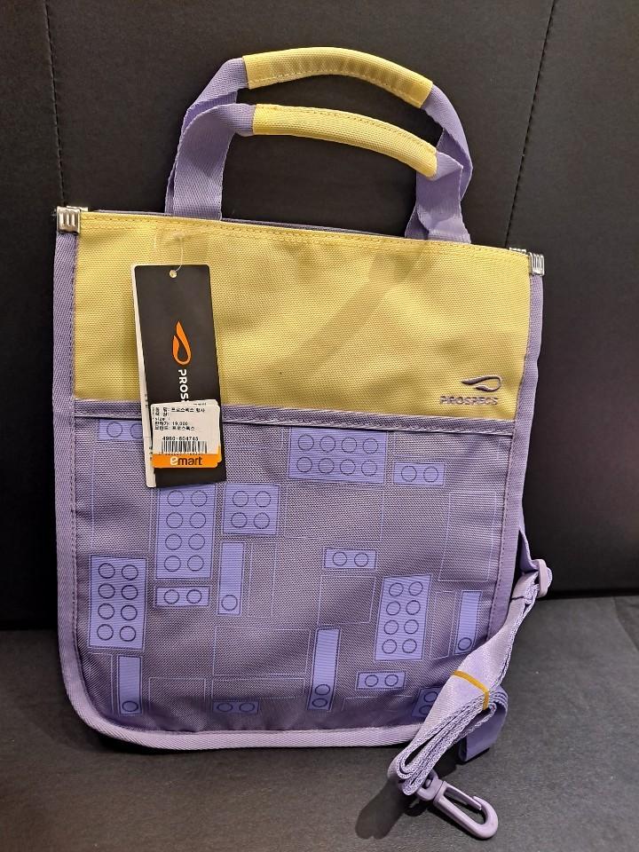 프로스펙스 정품 - 보조가방