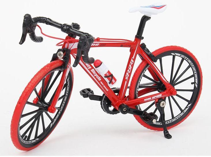 경주용 자전거 금속 공예품