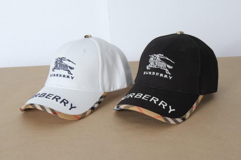 버버리 남여공용 모자