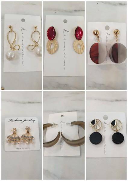 귀걸이 1000원 판매 덤핑