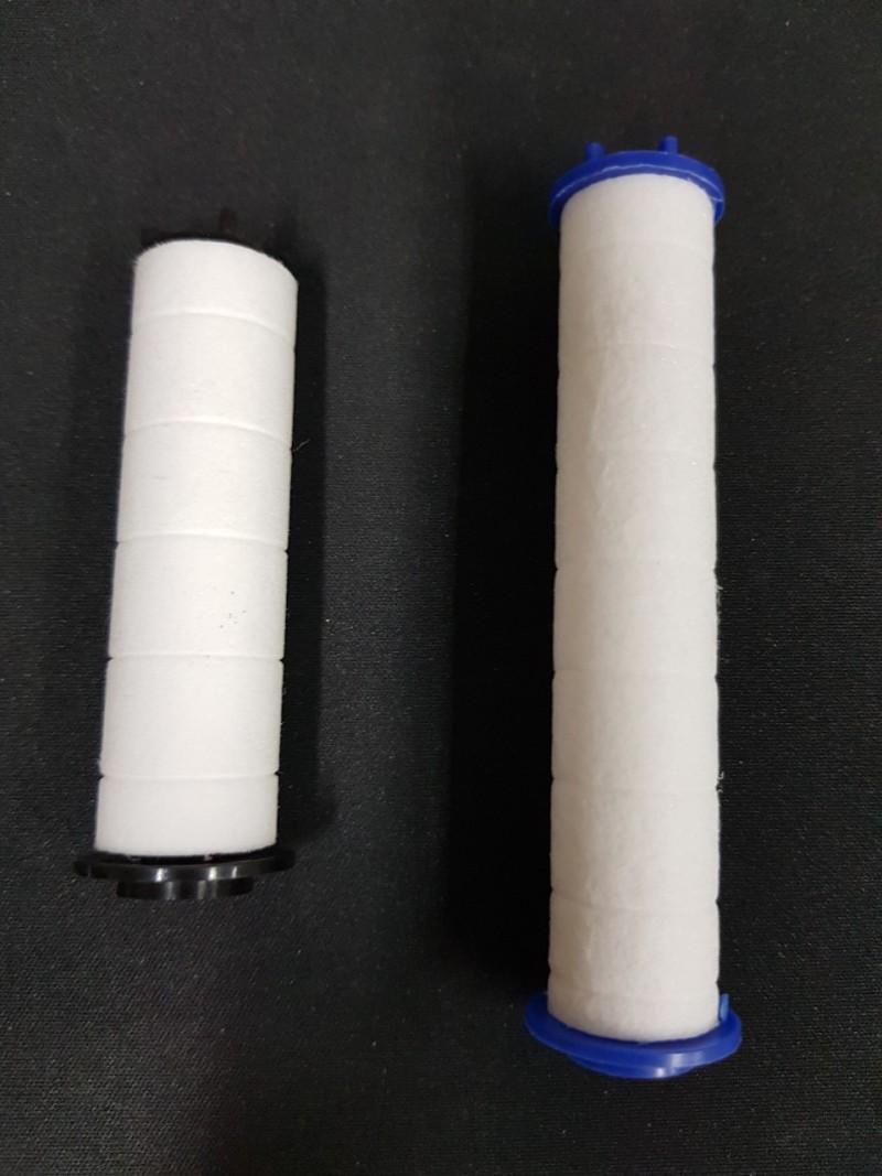 씨엠바스 3단 수압조절 직수 샤워기 필터 800개