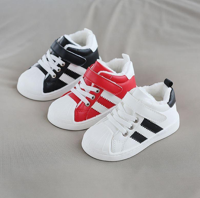 아기용 벨크로 스니커즈 신발