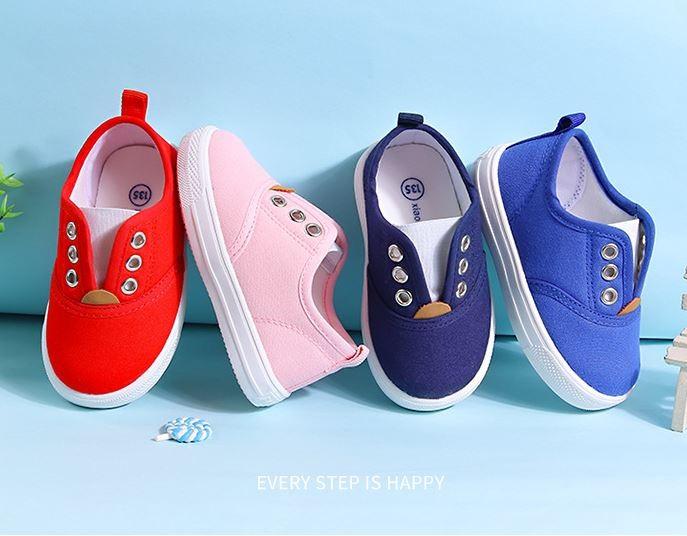 아기용 캔버스 신발