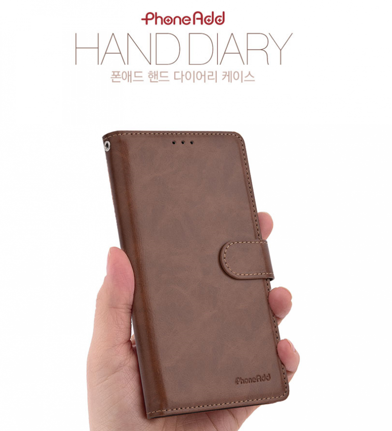 [재고정리]HAND 다이어리 휴대폰 케이스