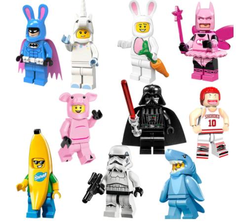 레고 호환 미니 피규어 장난감