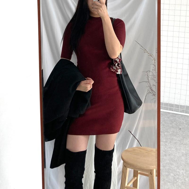 [완사입/파샬] 5부 니트OPS - 19장 3000원