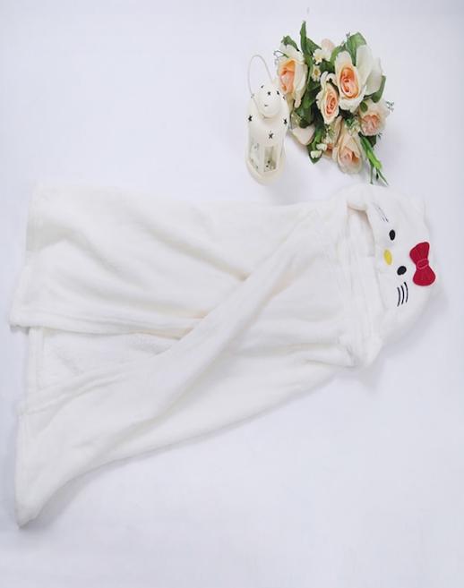 어린이용 담요 모포 망토 가운 처분 KATRI 인증제품