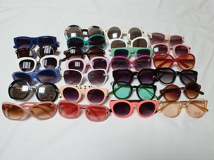 zz1454 아동용 선글라스 mix_50pcs 완사시 1000원