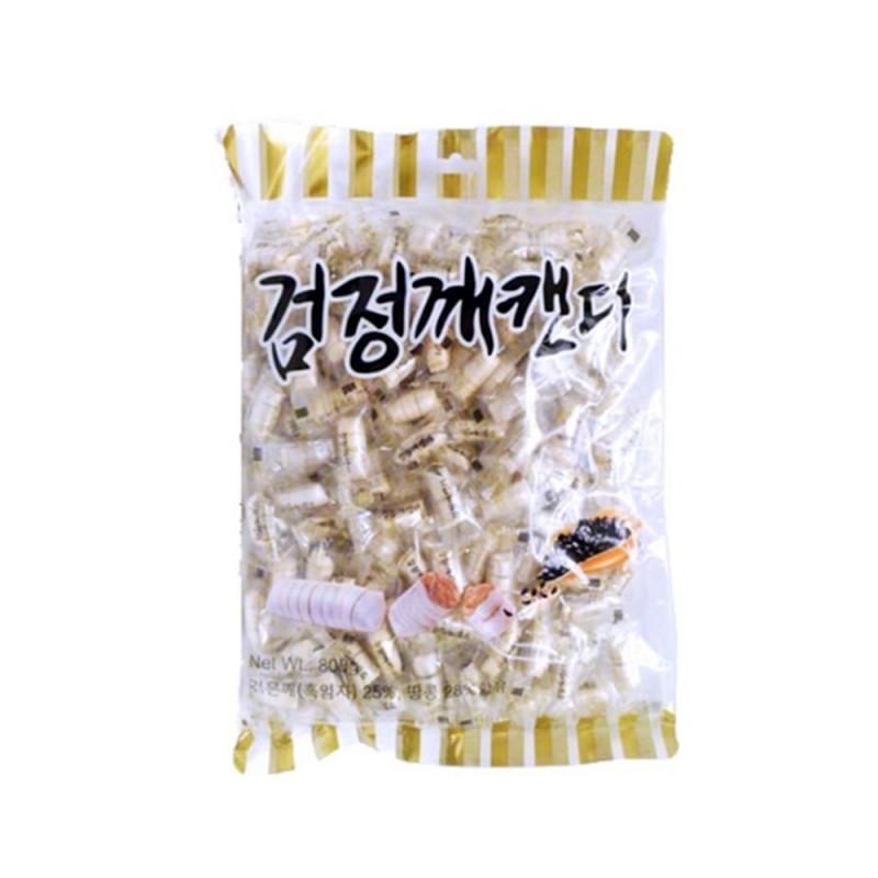 검정깨캔디(검정깨25% 땅콩28%)800g