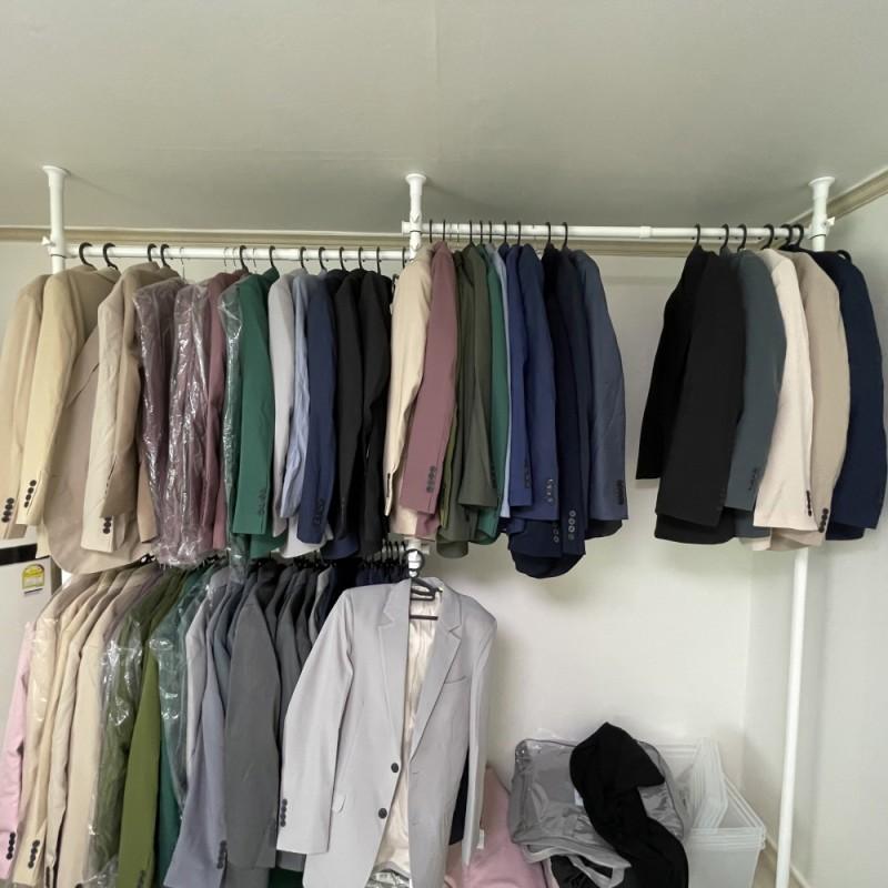 (새상품)남성 정장상의 수트상의 색상별로 사이즈별로