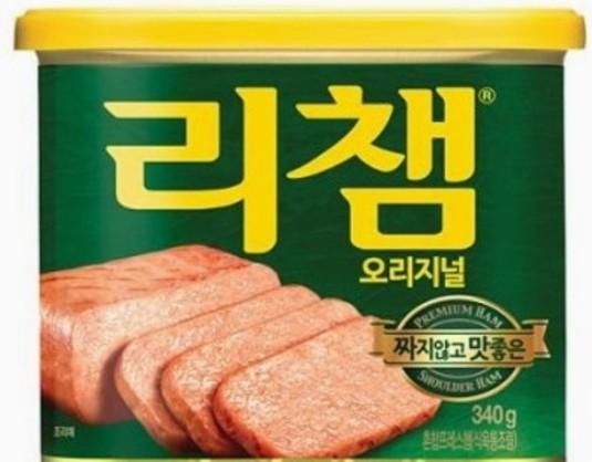 동원참치,리챔