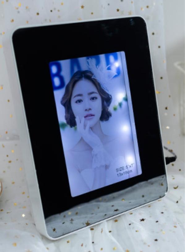 LED 액자 거울  무드등 초특가 판매