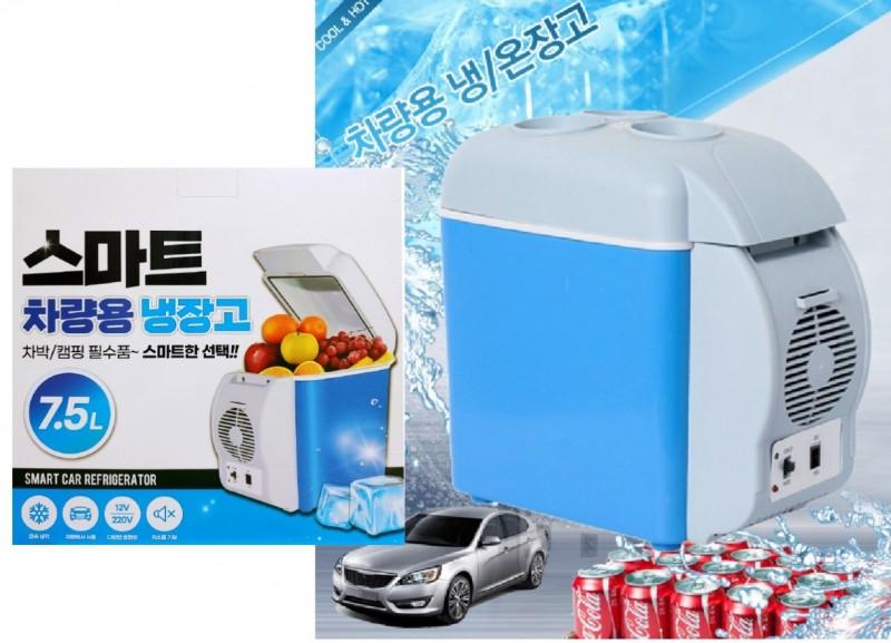 스마트 차량용 냉온장고