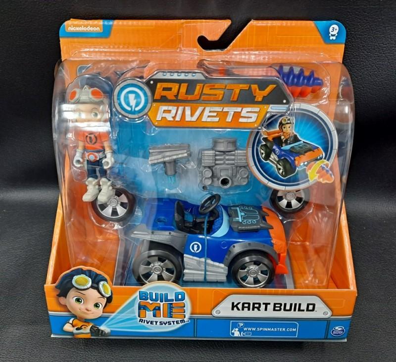 로봇발명왕 러스티 - 자동차조립세트