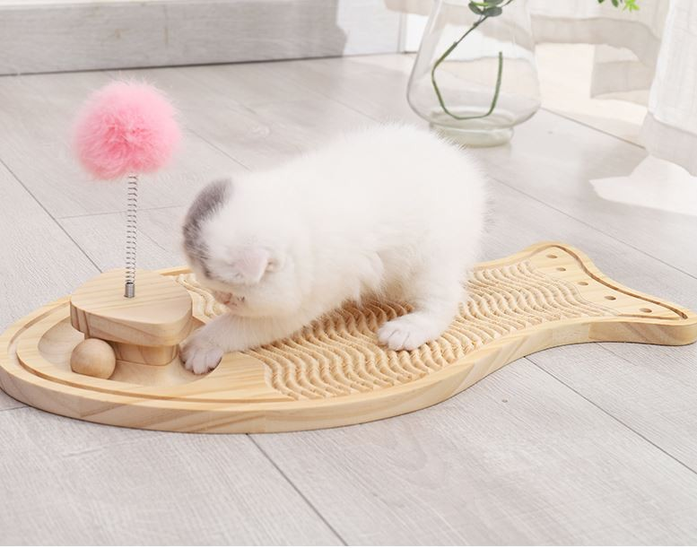 고양이 스크래치 보드