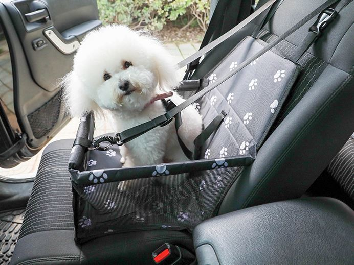 애견용 자동차 안전 매트 (목줄은 미포함)