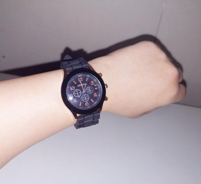 손목 젤리 시계