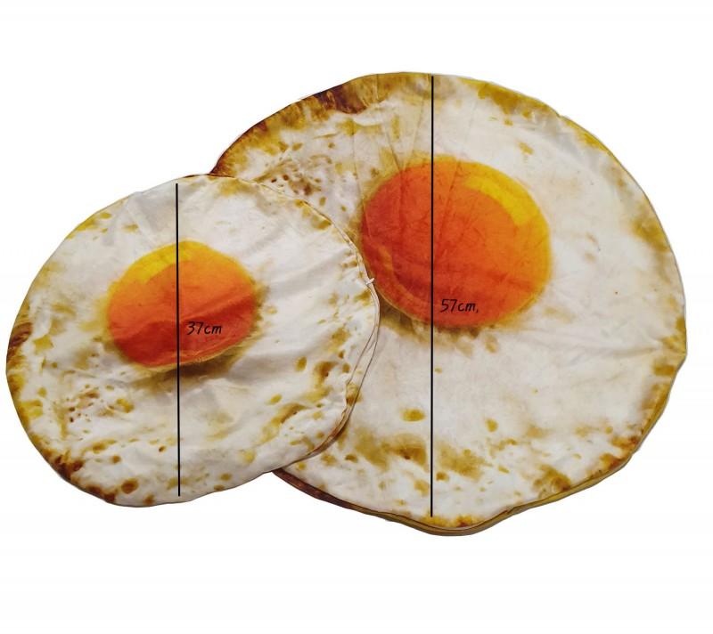 고양이식빵방석 계란후라이이불