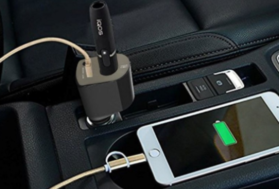 충전기 2a 휴대폰 충전기능 (차량용)