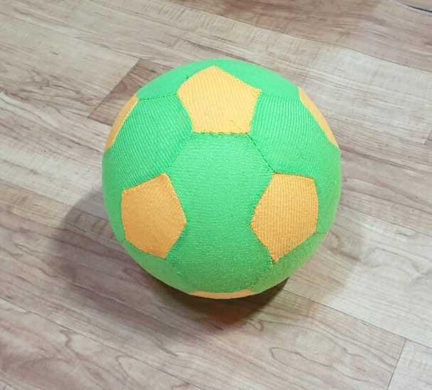 축구공 정리 교육 유치원
