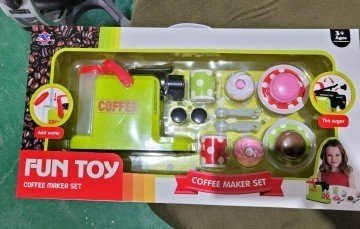 커피 메이커 장난감