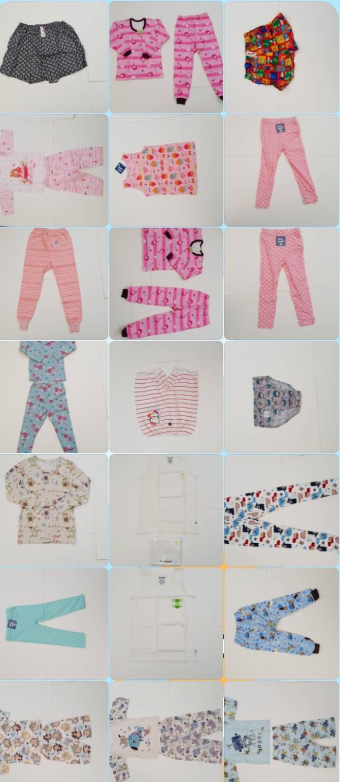 국산 아동속옷 땡처리  급처분