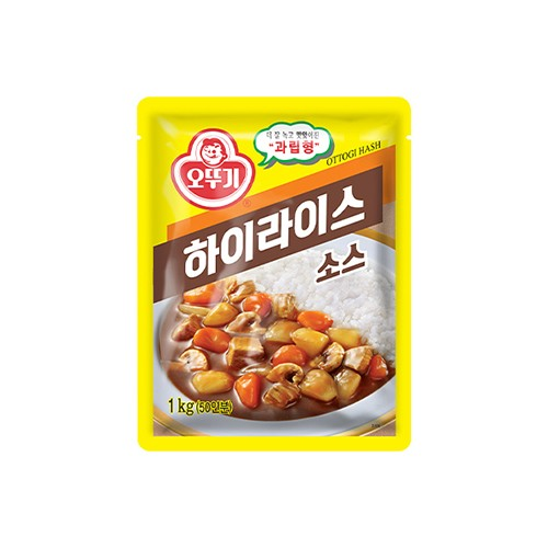 오뚜기 하이라이스 1kg