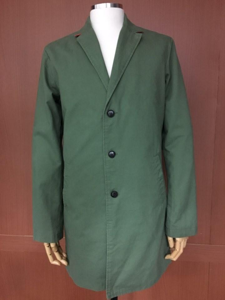 오버핏  트랜치 코트