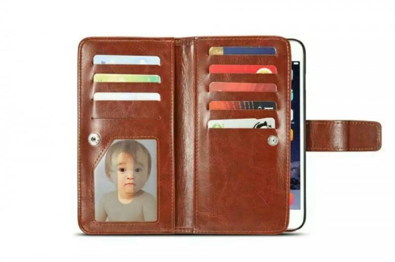 [휴대폰케이스]3중지갑,카드수납(9장)핸드폰케이스입니다