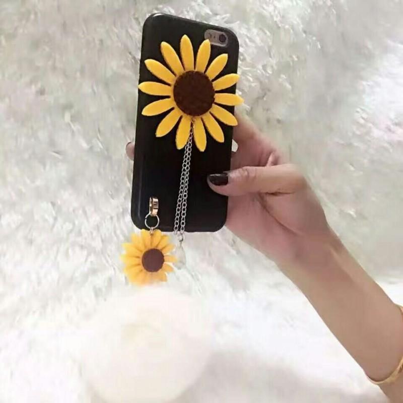[휴대폰케이스]해바라기테슬 핸드폰케이스입니다