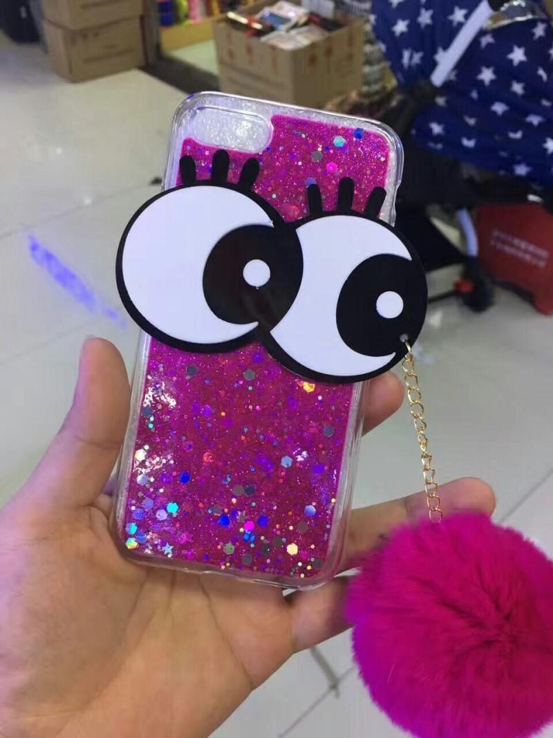 [휴대폰케이스]눈털방울 핸드폰케이스입니다