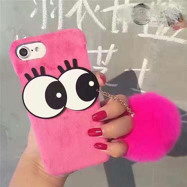[휴대폰케이스]겨울용왕눈이털방울 핸드폰케이스입니다