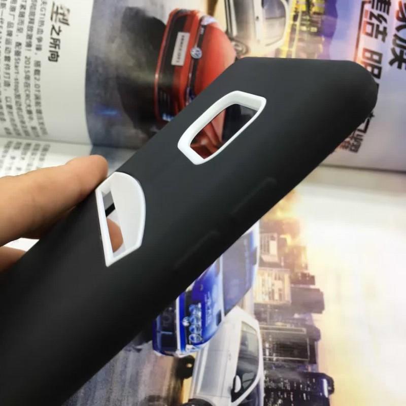 [휴대폰케이스]심플한카드삽입 핸드폰케이스입니다