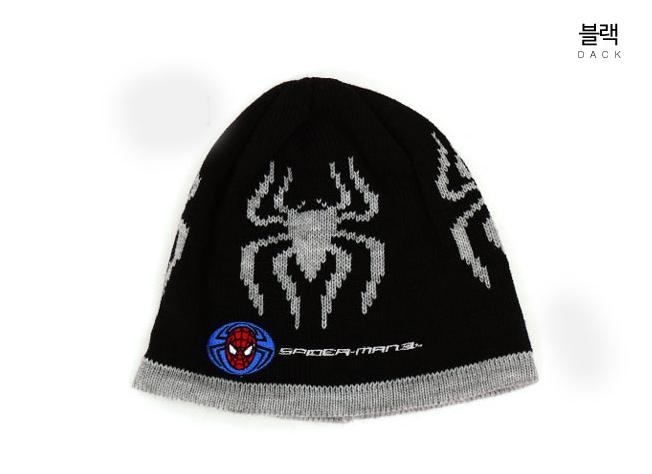 스파이더맨 티디 비니 모자
