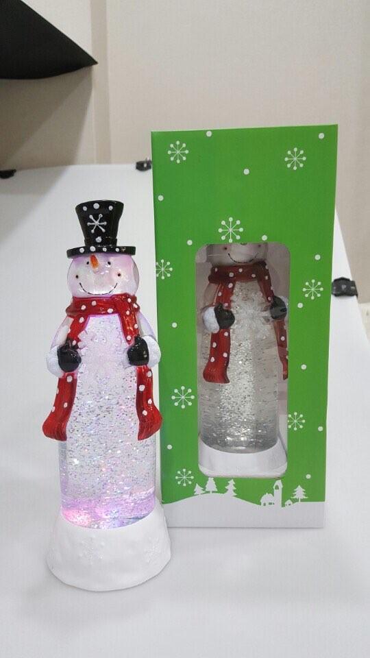 스노우볼 (산타,눈사람)