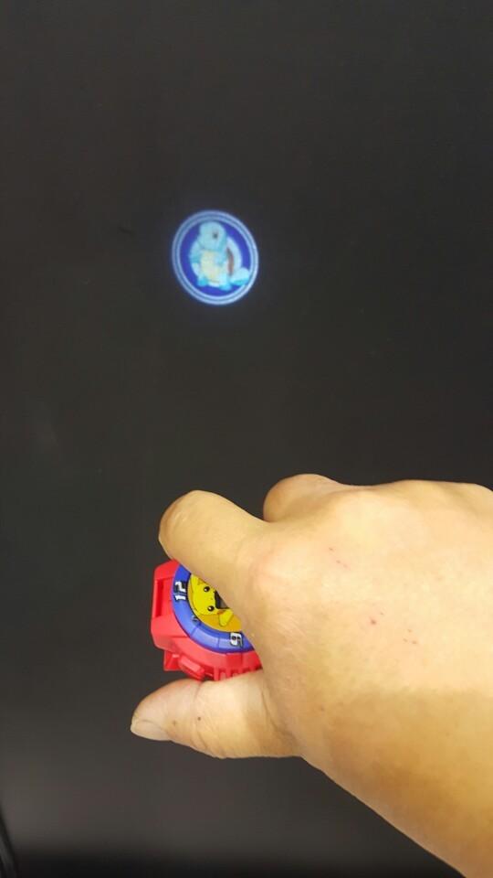 포켓몬스터 빔 전자시계
