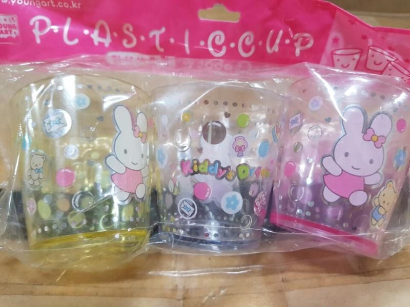 덤핑 캐릭터 컵, 아동 컵, 양치컵 등등